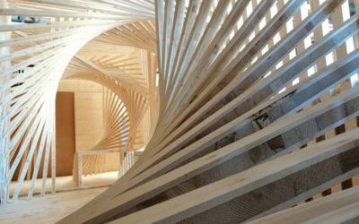 Fabrication d'une structure bois sur mesure